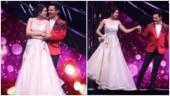 Shweta Agarwal joins hubby Aditya Narayan on Indian Idol 12 sets