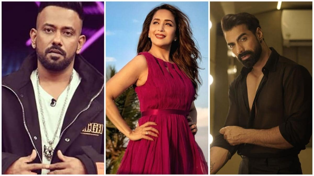 Dharmesh Yelande to join Madhuri Dixit and Tushar Kalia as judge on Dance Deewane 3 - Television News