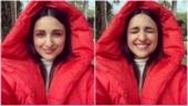 Parineeti Chopra has no intention of returning her brother Sahaj's jacket. He reacts