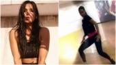 Katrina Kaif burns the floor in viral dance video. Watch