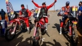 Dakar rally 2021, Moto category: Honda's Kevin Benavides wins; Ricky Brabec takes second place in overall rankings