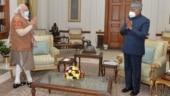 Prez Kovind, PM Modi extend New Year greetings as India rings in 2021