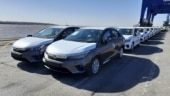 HCIL commences Honda City exports to left hand drive markets