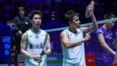 Thailand Open: Men's doubles top seeds out of event after Kevin Sanjaya Sukamuljo tests positive for Covid-19