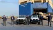 Suzuki Jimny export from India begins, maiden batch of 184 units leaves for Columbia, Peru