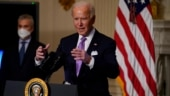Biden resumes weekly Covid briefings, says will let 'science' speak again
