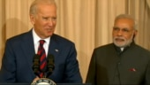 PM Modi congratulates US President Joe Biden, says India-US partnership based on shared values