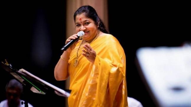 Singer KS Chithra honoured with Padma Bhushan - Movies News