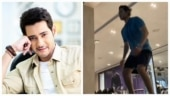Mahesh Babu nails box jumps in new fitness video. Trending now