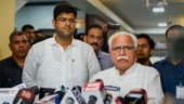 Amid speculation of rift in BJP-JJP alliance over farm laws, Haryana CM meets Amit Shah