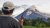 Indonesia's most active volcano Mt Merapi erupts again, unleashing river of lava