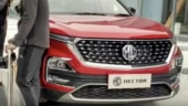 2021 MG Hector facelift to be launched in India on January 7