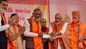 Diamond trader from Surat donates Rs 11 crore for Ram temple construction in Ayodhya