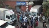56 lakh doses of Covishield shipped across India for massive Covid vaccination drive   Highlights