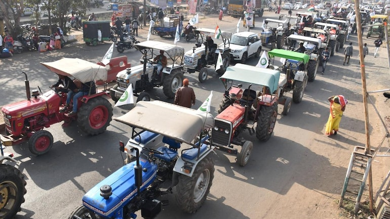 5,000 tractors, 2,500 volunteers, 5-hour window: Delhi Police sets 36 conditions for farmers' tractor rally - India News