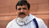 AAP MP Sanjay Singh gets death threat, complaint lodged