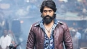 KGF star Yash reaches Hyderabad for Prabhas's Salaar launch. Viral video