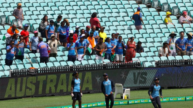 India vs Australia: Sydney Cricket Ground capacity reduced to 25 per cent for 3rd Test due to Covid-19 threat