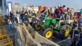 Farmers drive into Delhi on tractors, rally marred by violence, protest reaches Red Fort: 10 developments