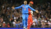 Afghanistan spin trio of Rashid Khan, Mohammad Nabi and Mujeeb ur Rahman could miss BBL finals for Ireland ODIs