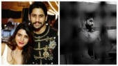 Samantha can't get enough of Naga Chaitanya in new black and white photo