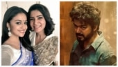 Samantha can't wait to watch Master, Keerthy steps into theatre to catch Vijay's film