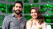 Samantha interviews husband Naga Chaitanya for her talk show Sam Jam. Viral pics