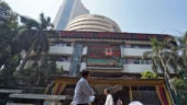 Sensex, Nifty inch lower as losses in IT services stocks weigh