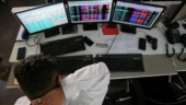 Indices edge lower as Infosys, HDFC Bank weigh; Airtel jumps