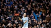 Sergio Aguero: Manchester City strikers tests positive for Covid-19, following doctor's orders for recovery