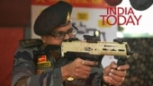The Indian Army's 'General Kalashnikov' gives it a new 9 mm sub-machine gun