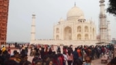Agra: Invoke NSA against men who waved saffron flags at Taj Mahal, demand social outfits