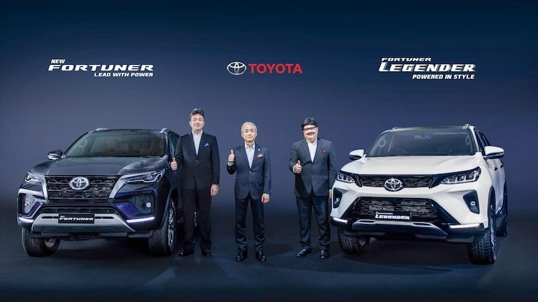 New Toyota Fortuner facelift, Legender launched: Price, features,  specifications, other details you should know - Auto News