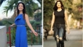 Shweta Tiwari looks splendid in a blue maxi dress. So lovely, says Sangeeta Bijlani