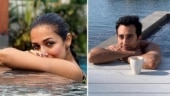 Malaika Arora says rise and shine in latest Insta post. Rahul Khanna will try