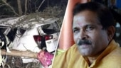 Union Minister Shripad Naik critical after road accident in Karnataka, wife dead