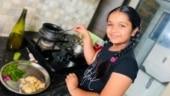 Aditi Jaltare treats everyone on Punyashlok Ahilyabai sets with Maharashtrian delicacies