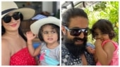 KGF star Yash, Radhika Pandit and kids are beach ready in latest pics from Maldives