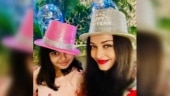 Aishwarya Bachchan shares pics with Aaradhya and family, wishes happiness for all in 2021