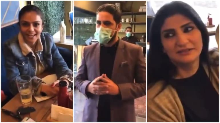 Pakistan Cafe Owners Mock Manager For His English Speaking Skills Viral Video Trending News News