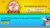 Amazon Great Republic Day Sale announced from January 20: Deals, bank offers, and more