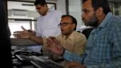 Sensex, Nifty end higher, investors await US stimulus details