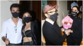 Ranbir Kapoor and Alia Bhatt attend Deepika Padukone's 35th birthday bash. See pics