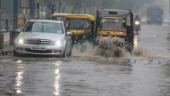 Heavy rain lashes Delhi-NCR, hailstorm in parts; IMD says more to follow