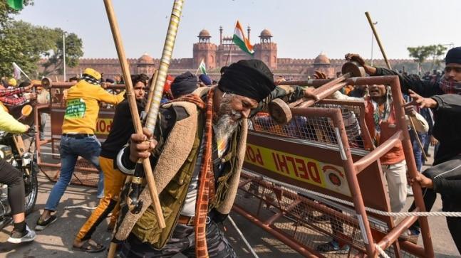 60 days of peaceful farmers