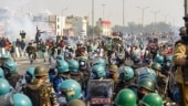 86 cops injured in farmers protest, several admitted: Police