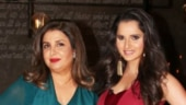 Sania Mirza pens a long note to wish best friend Farah Khan on birthday. See pics