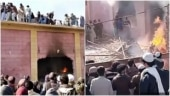 Pakistan provincial govt to rebuild Hindu temple vandalised by angry mob in Khyber Pakhtunkhwa