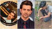 Hrithik Roshan's fans celebrated his birthday by planting trees and helping the needy