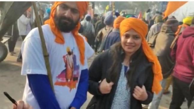 Punjabi University scholar dons T-shirt with farmer